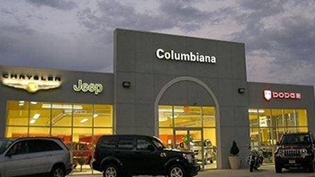About Columbiana Chrysler Jeep Dodge Ram Used Car Dealership